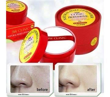 3W Clinic Natural Make-Up Powder