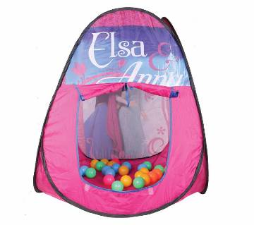 Babies tent house with 50 ball