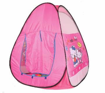 Babies tent house with 100 ball