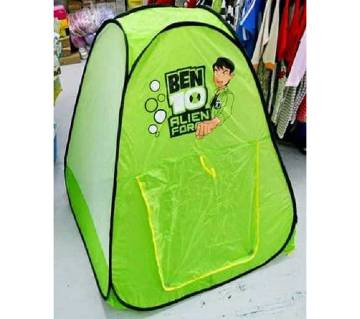 Ben Ten Tent House with 100 ball