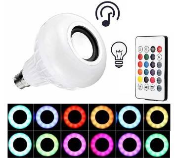 Smart Wireless Bluetooth Speaker Music led light