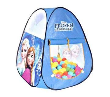 Frozen Tent House - Multicolor