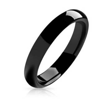 Black Finger Ring for man