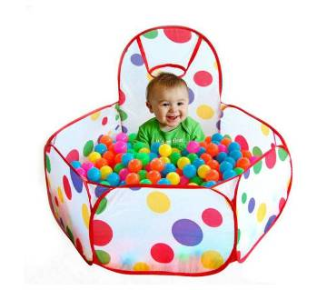 Toy Tent with 36 pcs ball