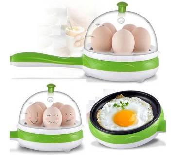 Multifunction Mini Electric Egg Boiler Frying Pan