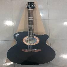Signature black matte গিটার
