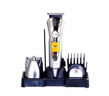 Kemei KM-580A 7 In 1 Rechargable Trimmer