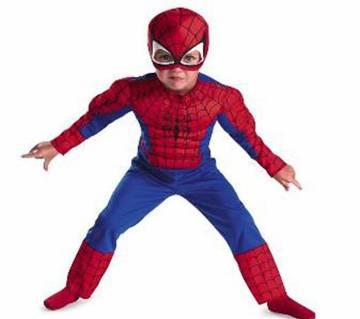 spider man kids costume