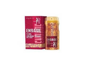 ENGAGE G3 কোলন স্প্রে ফর লেডিজ - ১৫০ মিলি. বাংলাদেশ - 6211511