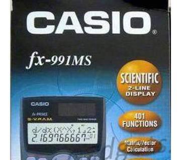 Casio Fx- 991MS সায়েন্টিফিক ক্যালকুলেটর 1