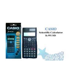 Casio Fx- 991MS সায়েন্টিফিক ক্যালকুলেটর 2