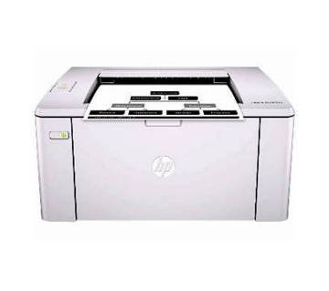 HP Laser Jet Pro M102A laser printer