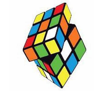 Rubiks kube 4D ফর কিডস