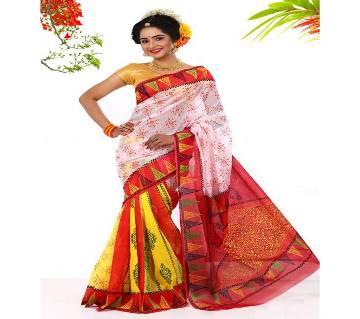 Silk Sharee For Falgun