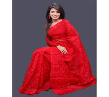 Tangail cotton jamdani handloom sharee