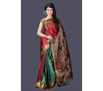 Tangail soft silk handloom sharee