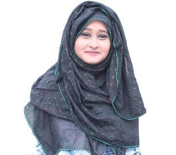 Jamdani Hijab Orna