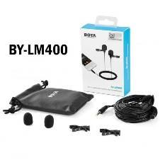 Boya Dual Lavalier Microphone BY-LM-400
