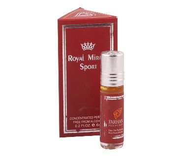 ROYAL MIRAGE 6ml  Roll on attar-6 ml- India