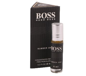 BOSS NO 1 Roll on attar6 ml- france