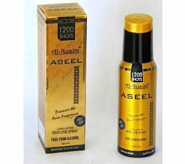 Al Nuaim Aseel 100ml 1200 Shots Perfume