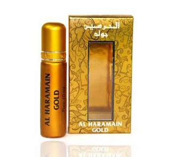 Al Haramain Gold attar - 10ml