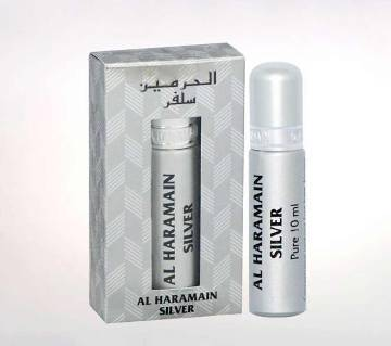 Al Haramain silver attar - 10ml