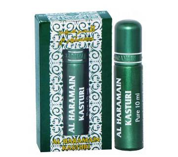 Al Haramain kasturi attar - 10ml