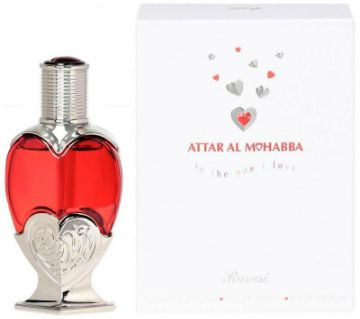 Rasasi Attar Al Mohabba Edp 45 ml for Women