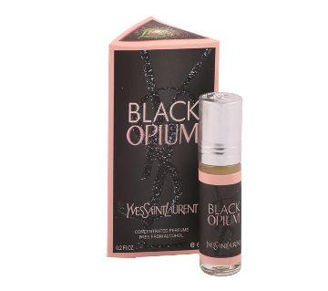 BLACK OPIUM 6ML ROLL ON ATTAR France