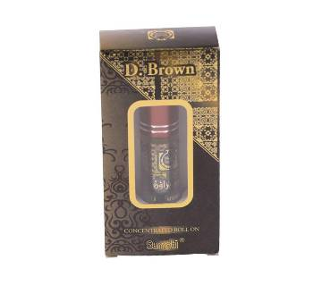 Surrati dr. brown আতর 6ml - সৌদি আরব