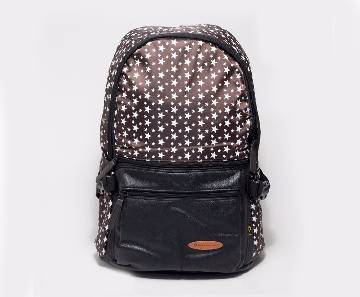 polyester school backpack