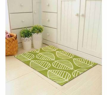 polyester unique style floor mat