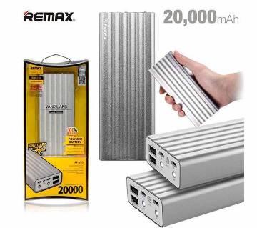 REMAX Vanguard সিরিজ 20000mAh পাওয়ার ব্যাংক
