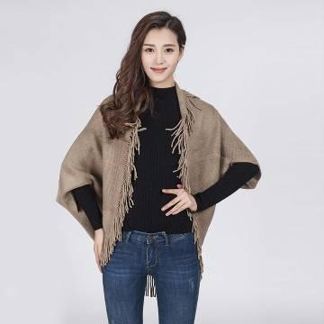 Ladies woolen shrug