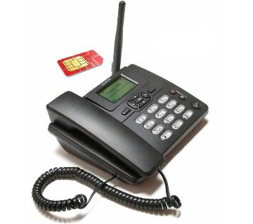 HUAWEI GSM desktop telephone with FM Radio