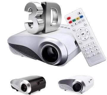 3D HD TV প্রজেক্টর1