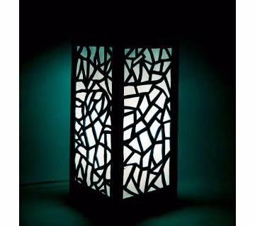 Designer Box Lamp