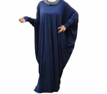 Ladies Stress Fabric Abaya