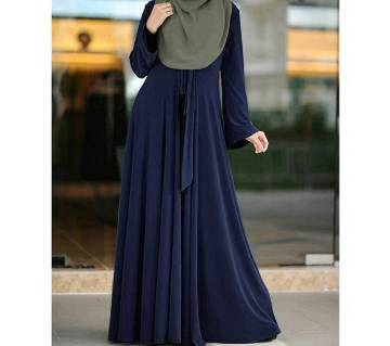 Ladies Stretch Fabric Abaya