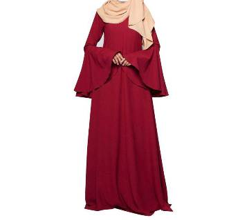 Ladies Stretch Fabric Abaya