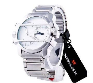 Xanlex Dual time jents  Wrist watch