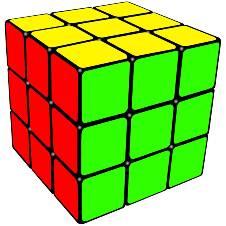 Rubiks Cube puzzle