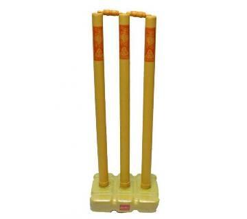 Cricket plastic stumps stand