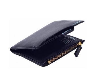 Bogesi gents wallet blue
