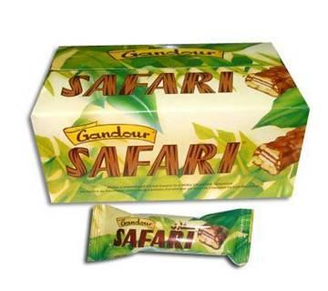 Safari চকোলেট