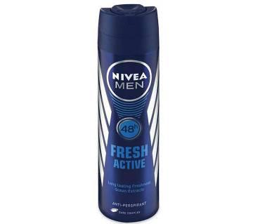 Nivea Men Fresh Active deodorant for men