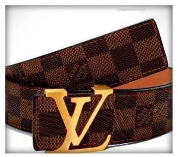 LOUIS Vuitton জেন্টস ক্যাজুয়াল বেল্ট-কপি
