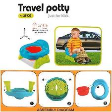 Travel Potty