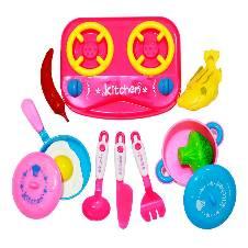 Hello Kitty Kitchen Set 01